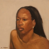 Connie, Painting